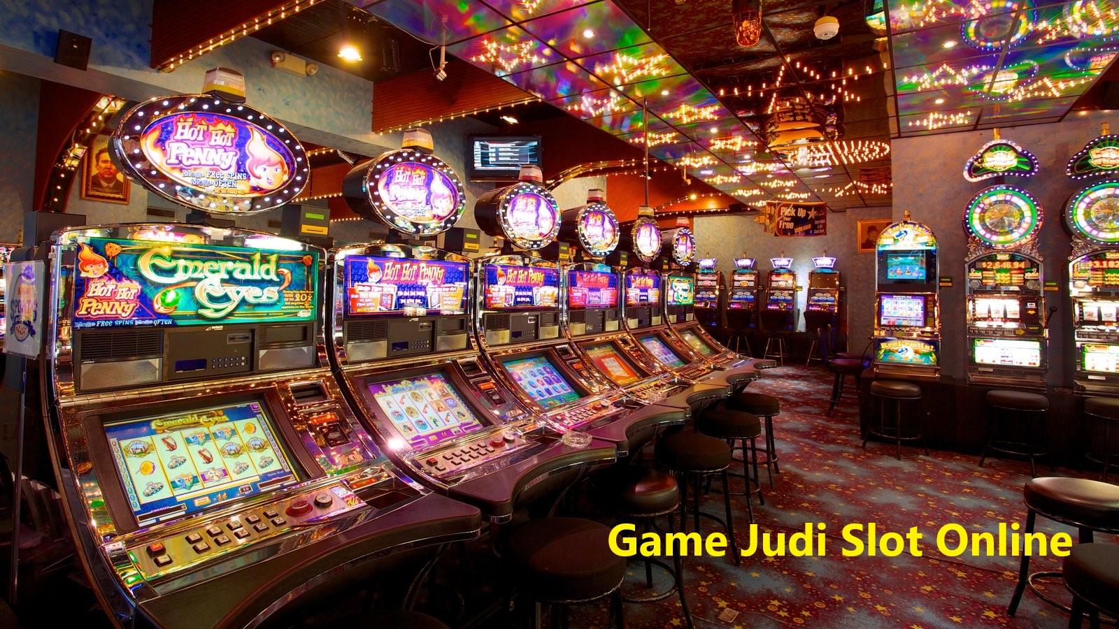 Bermain Joker123 Slot Online